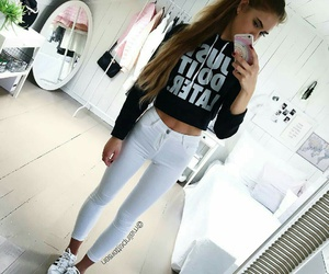 fashion, iphone, and clothes image