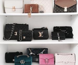 bag, gucci, and YSL image