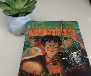books, harrypotter, and hungarian image