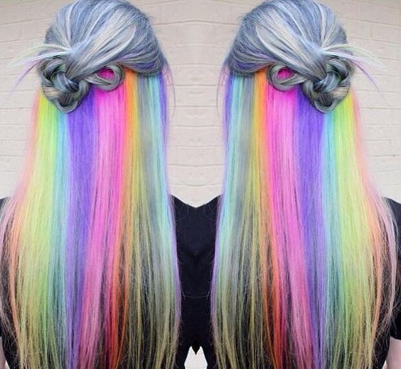 Image Result For Hair Color Ideas Tumblr On We Heart It
