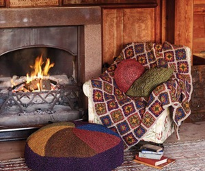 cozy and warm image