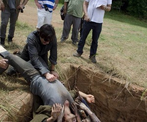 walkers, the walking dead, and twd image