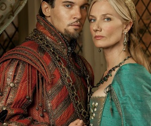 The Tudors and catherine parr image