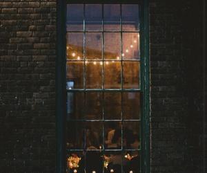 lights and window image