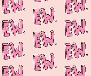 ew, people, and pink image