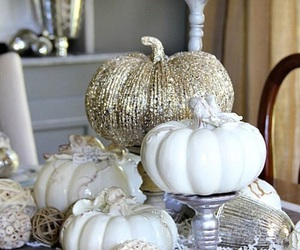 pumpkin, autumn, and decor image