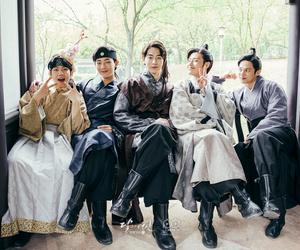 drama, exo, and kpop image