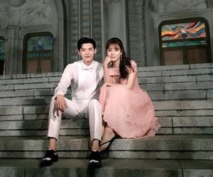 beautiful, han hyo joo, and lee jong suk image
