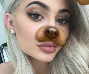 beauty, kyliejenner, and sunset image