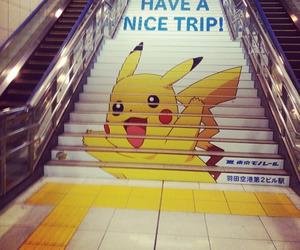 pikachu, pokemon, and japan image