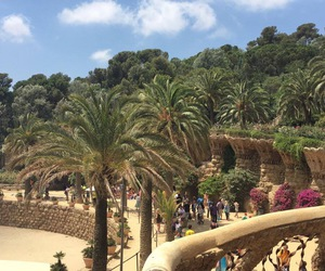 Barcelona, Gaudi, and parc guell image