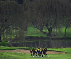 brazil, south africa, and training image