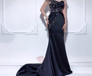 bride, elegant, and fashion image