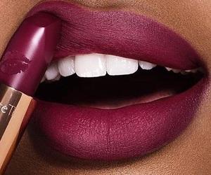 lips, fashion, and style image