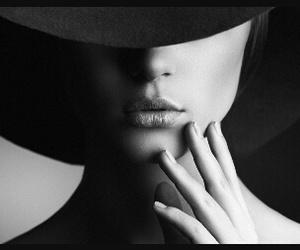 beauty, woman, and fashion image