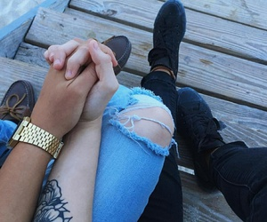 couple, style, and cute image