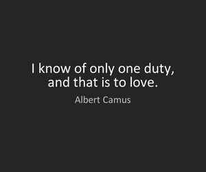 albert camus and words image