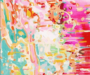 abstract, art, and color image