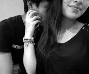 black and white, boy, and boyfriend image