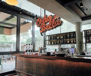 bar, dining, and lamps image