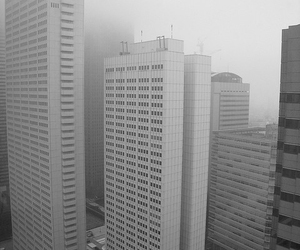 city, pale, and white image