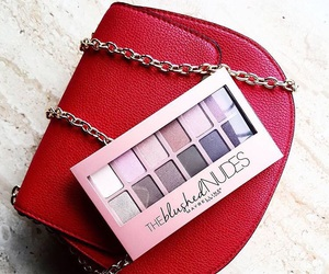 bag, eyeshadow, and fashion image