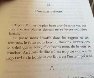 french, quotes, and book image
