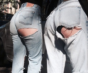 jeans and tumblr image