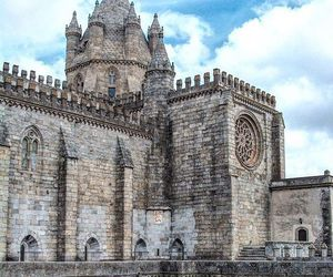 cathedral, europe, and portugal image