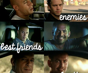 best friends, brother, and enemies image