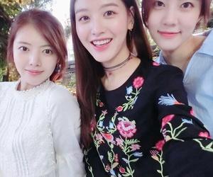 rainbow, noeul, and yoonhye image