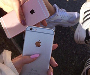 iphone, apple, and adidas image