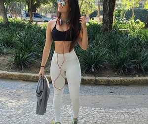 academia, look fitness, and agatha braga image