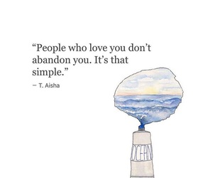 abandon, alone, and breakup image