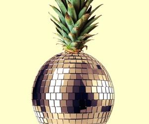 ananas, art print, and FRUiTS image