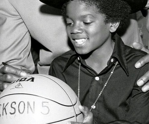 michael jackson, smile, and so cute image