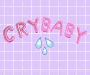 cry baby, crybaby, and melanie martinez image