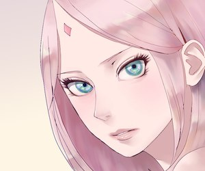 anime and sakura haruno image