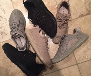 shoes, yeezy, and adidas image