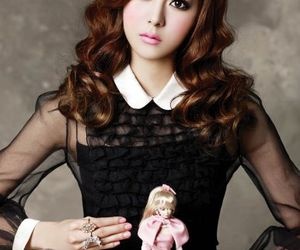 after school, doll, and Elle image
