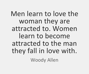 attraction, men, and quote image
