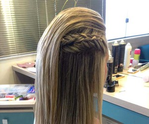 cabelo, moicano, and penteados image