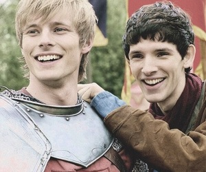 merlin, arthur, and friendship image