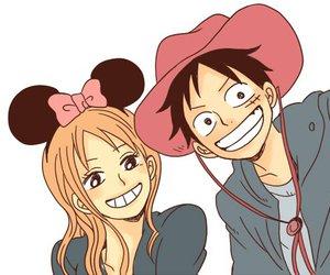 anime, kawaii, and luna image