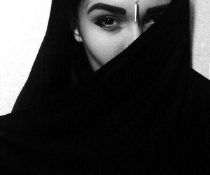 allah, morocco, and niqab image