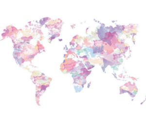 world, transparent, and tumblr image
