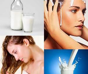 leite, como alisar, and cabelo alisado image