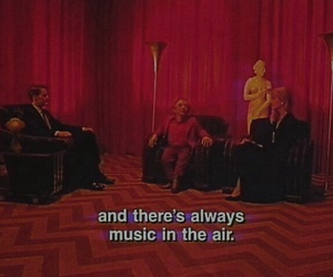 music, quotes, and red image
