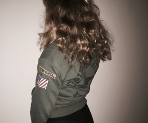 airforce, topshop, and usaflag image