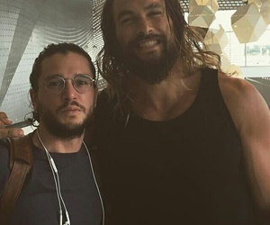 jason momoa, game of thrones, and got image